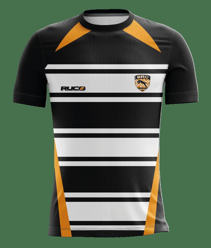 eigen ontwerp rugby shit