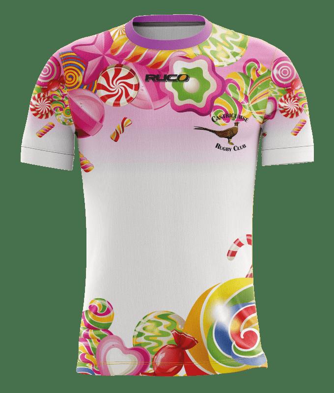 eigen ontwerp rugbyshirt